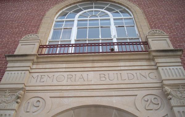 Behind The Scenes Tour At The Veterans Memorial Building